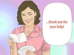 how to format a donation request letter with pictures wikihow