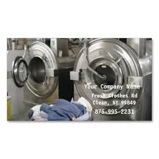 Appliance Business Cards Dry Cleaners Or Laundry Business Card Business Cards Business