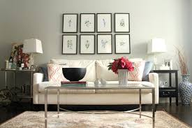 Stonington Gray Benjamin Moore Unbeige My Heart Lightened Up Living Room Reveal