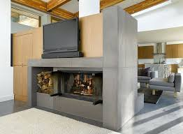 Concrete For Fireplace by 20 Best Backsplash Images On Pinterest Basement Fireplace