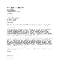 cover letter to hr department incredible inspiration hr director