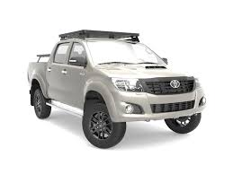 toyota hilux toyota hilux 2005 2015 slimline ii roof rack kit by front runner