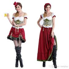 Bavarian Halloween Costumes Traditional Bavarian National Costumes German Oktoberfest Ink