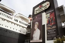 princess diana exhibit queen mary long beach comp tickets any