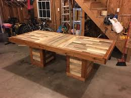 Cool Wooden Dining Table Stunning Pallet Dining Table U2022 1001 Pallets