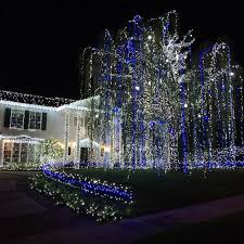 beverly hills christmas lights is it too early for christmas decorations it s not even