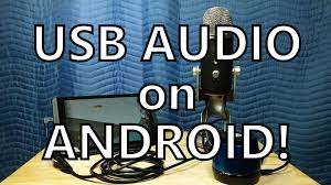 record audio android usb audio finally works on android recording test shield