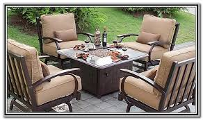 Propane Outdoor Fireplace Costco - costco outdoor furniture with fire pit u2013 beige outdoor chair