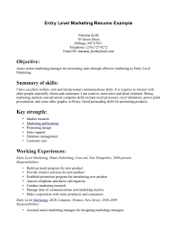 Examples Of Bartending Resumes Sample Resume Promotion Free Resume Example And Writing Download