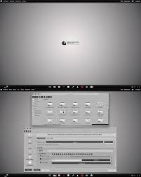 Grey Theme Kde Themes By Craazyt On Deviantart