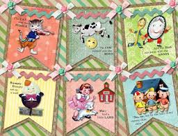 Nursery Rhymes Decorations 205 Best Nursery Rhymes Baby Shower Images On Pinterest Baby Boy