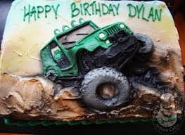 jeep cake photos of themed birthday cakes and grooms cakes little rock art