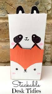 milk carton pen pot crafts red ted art u0027s blog
