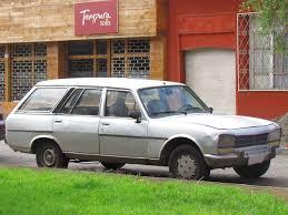 peugeot 504 wagon file peugeot 504 2 0 st familiar 1979 10701682493 jpg