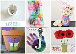 gifts for mothers 20 s day keepsake gifts that kids can make i heart arts n