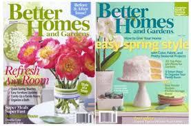 Fine Better Homes Gardens Magazine Featured And Eatdrinkshoplove - Better homes garden design