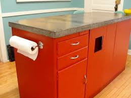 diy concrete countertop for kitchen