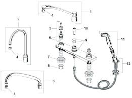 replacement kitchen faucet kitchen faucet with spray sink sprayer replacement awesome kitchen