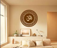 Buddha Room Decor Aliexpress Com Buy New Arrival Hinduism Sanskrit Spiritual