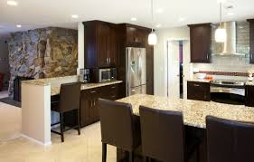 kitchen design rockville md signature kitchens additions u0026 baths transforms kitchen in silver