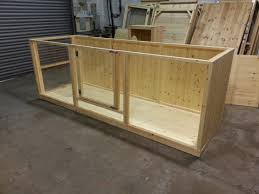 Rabbit Hutch Indoor Large A Large 3x1x1m Rabbit Pen Made With Full Timber Floor Timber Back
