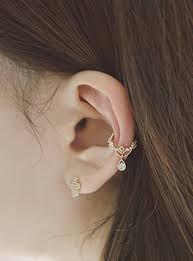 cuff earings bijou drop ear cuff earrings ear cuff earrings ear