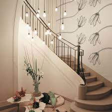 Traditional Accent Fancy Stairs Staircase Traditional With Wood Railing Themed