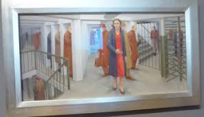 government bureau modern monday presents george tooker government bureau the