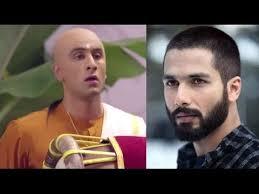 ranbir kapoor hair transplant ranbir goes bald before shahid bollywood new today youtube