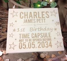 new personalized gift time gift 1st birthday gift memory box time capsule box new baby