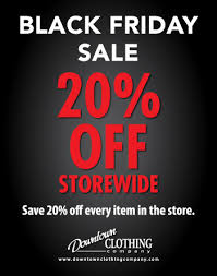 black friday sale stores black friday sale downtown clothing company hutchinson mn
