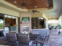 great room designer island kitchen outdoor living room expansive