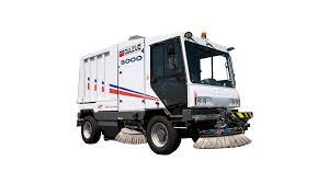 dulevo 5000 road sweeper