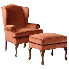 Chair With Matching Ottoman Chair And Ottoman Mt Pleasant And Stuckey South Carolina Chair