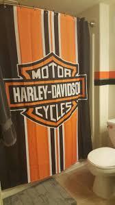 Harley Shower Curtain Harley Davidson Shower Curtain Hooks Shower Curtain Rod
