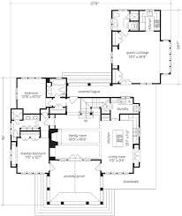 southern living floor plans capeside cottage coastal living southern living house plans