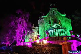 Halloween Party Lighting by Darthmaz314 Darthmaz314 Disney Snapshot Of The Day The Haunted