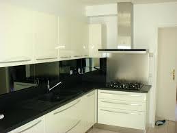 cuisine noir et blanc laqué meuble cuisine laque noir alaqssa info