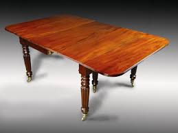 Extending Dining Room Table Antique Drop Leaf Versatile Extending Dining Table At 1stdibs
