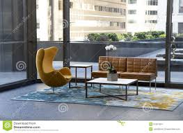 Modern Lobby Modern Office Building Lobby Furniture Stock Photo Image 51351864