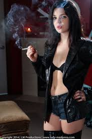 italian domme in hair curlers kristy 3456 5184 sexy smokers pinterest smoking cigarette