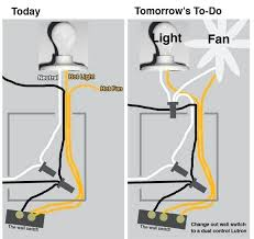 Replace Ceiling Light With Fan Replace Ceiling Light With Fan Wiring Ceiling Fans Photo 8