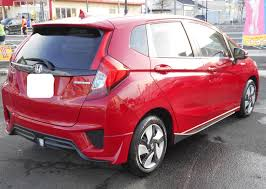 japanese used cars honda fit honda fit daa gp510026090 primegate is exporter for trading