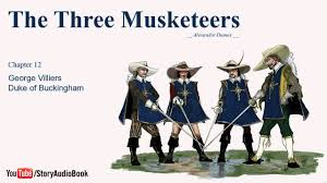 musketeers alexandre dumas chapter 12 george