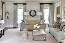 Living Room Curtain Ideas Layer Curtains In The Living Room Love - Living room curtain design ideas