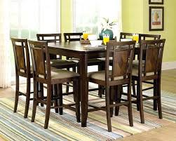 Bar Height Dining Room Table Sets Magnificent Dining Table Set The Right Height On A Bar Room