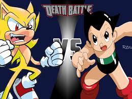 sonic hedgehog astro boy death battle fanon wiki fandom