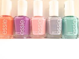 spring nail colors that girls beauty box