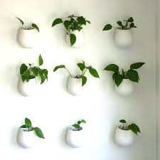 planters that hang on the wall wall mounted planter metal wall hanging planters wall mount planter