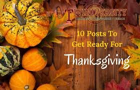 top 10 posts to get ready for thanksgiving twiniversity